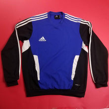 Load image into Gallery viewer, Y2K Blue Adidas ClimaWarm Sweater Mens