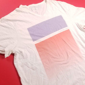 Calvin Klein graphic tee! Mens sz 2XL