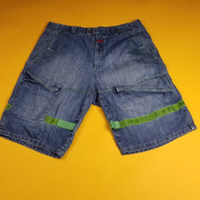 Load image into Gallery viewer, Vintage Marithe Francois Girbaud Jean Shorts Made in USA sz 40W