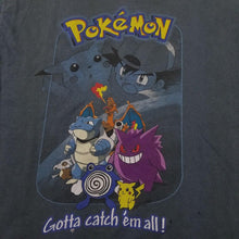Load image into Gallery viewer, Vintage 90s Pokemon Nintendo t shirt!  Womens sz M Kids XL