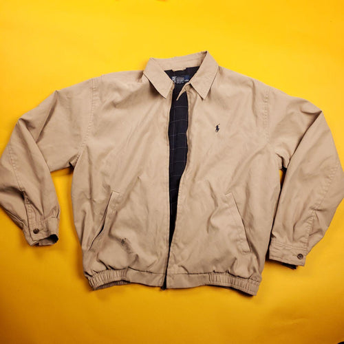 Vintage Polo Ralph Lauren harrington jacket. Size Mens Medium
