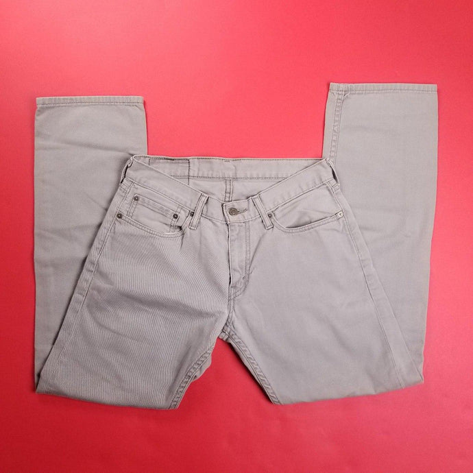 Grey Denim Levi Jeans W31 L32