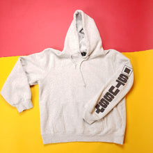 Load image into Gallery viewer, Cozy Gray Stussy Hoodie Mens sz L