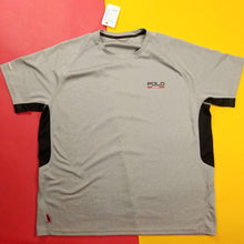 Load image into Gallery viewer, Vintage Y2k Polo Sport Gray Dry-Fit Mens sz XL