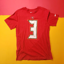 Load image into Gallery viewer, Nike Tampa Bay Bucaneers James Winston 3 Red T-Shirt Mens sz M