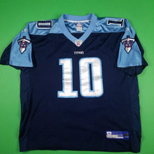 Load image into Gallery viewer, Reebok Vince Young #10 Tennessee Titans NFL Jersey Mens Size 54
