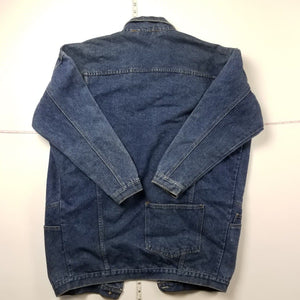 Vintage 90s Custom Denim Jacket Mens sz M