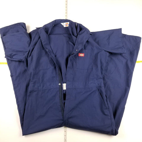 Dickies Work Coveralls Navy Mens sz 44 or L