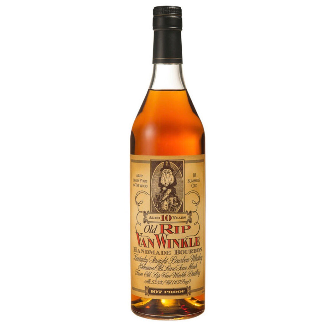 Old Rip Van Winkle 10 Yr Handmade Bourbon 750ml - winesnip