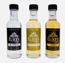 Load image into Gallery viewer, EL JEFE TEQUILA TASTING KIT