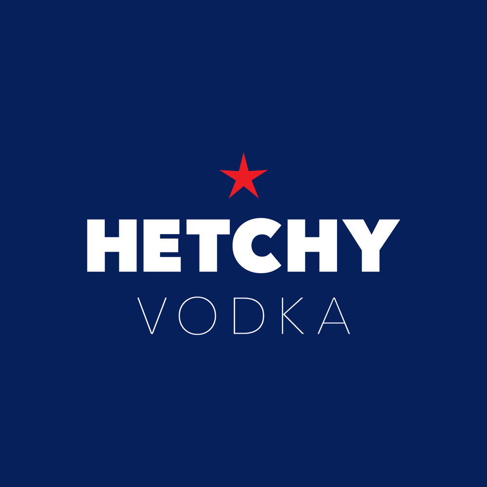 HETCHY VODKA 750ML - winesnip