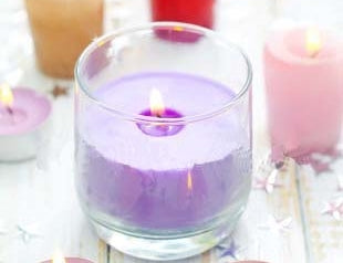 FAQ: Why does my candle have a wet spot?