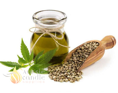 Virgin Hemp Seed Oil