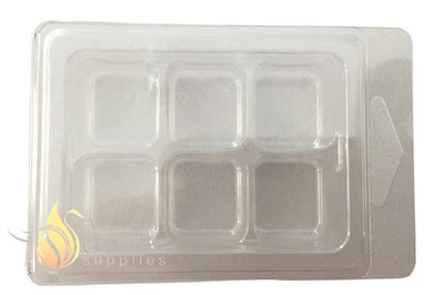 Candle Making Molds Plastic Trays Distlefink Designs Supplies 1990s
