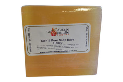 Honey Soap Base