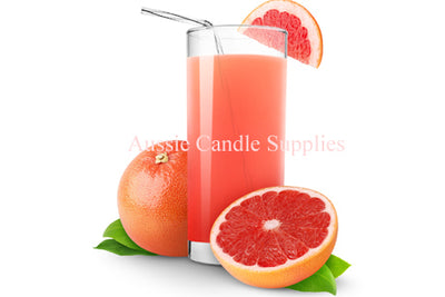 Pink Grapefruit Oil Natural Blend