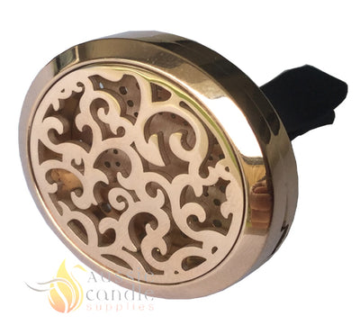 (Rose Gold) Alexia Car Diffuser