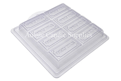 Goats Milk Tray Soap Mould