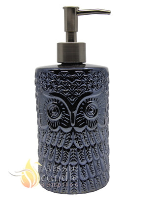 BLACK OWL SOAP PUMP
