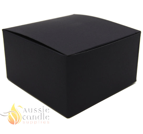 Matt Black Tin Box 283gm