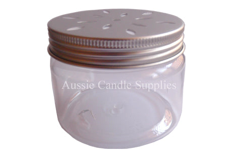 150ml PET Round Holed Jar