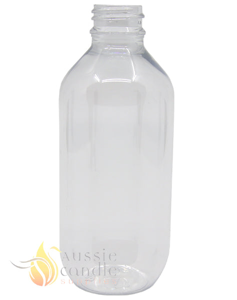 Clear 200ml PET Bottle