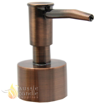 Copper UV Plastic 28mm Pump