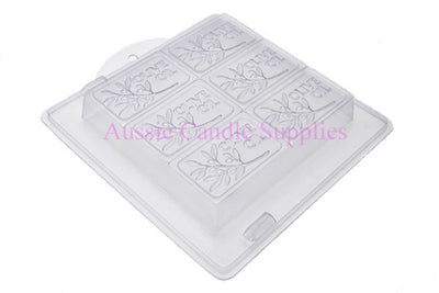 Olive Oil Tray Soap Mould
