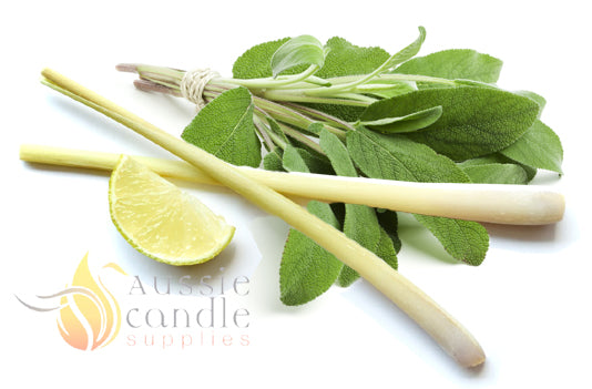 Lemongrass & Sage