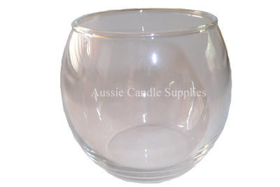 Clear Candle Cup