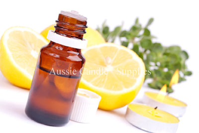 Lemon Cold Pressed Oil