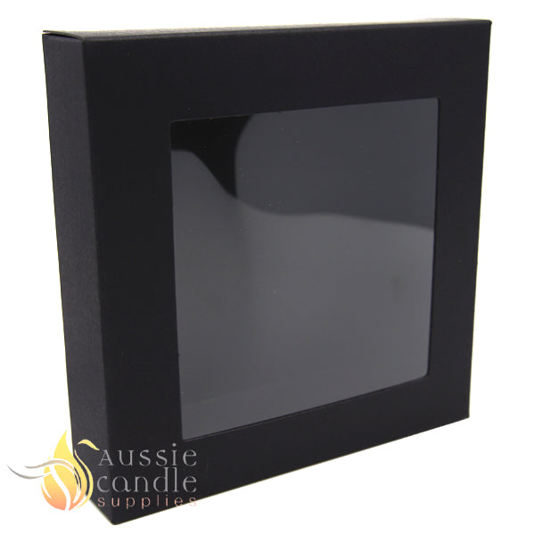 Matt Black Maxi Light Box