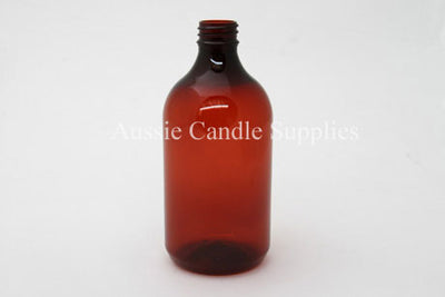 Amber Bottle 500mL
