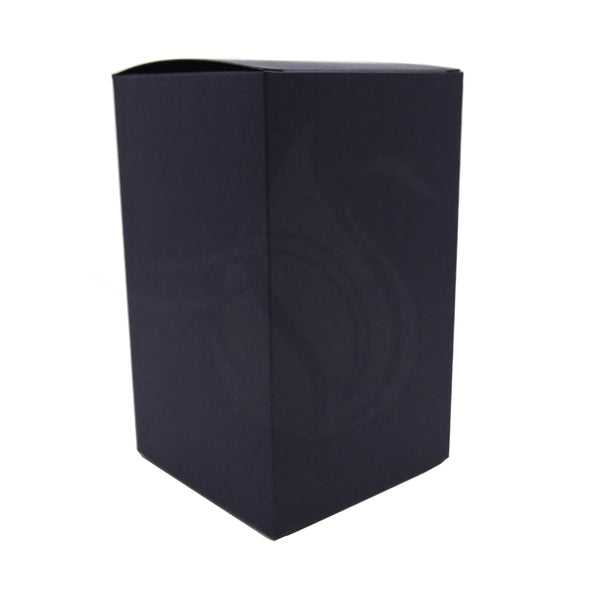 Matt Black Tear Drop Box