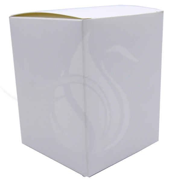 Medium Monaco Matt White Box