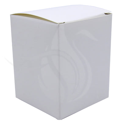 Small Monaco Matt White Box