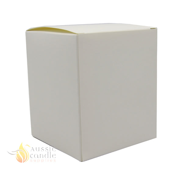 Cambridge White Box (Wood Lid)
