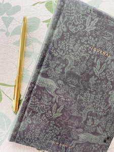 Fable Fabric Covered Journal