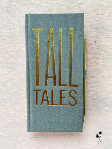 Tall Tales Journal with Pen