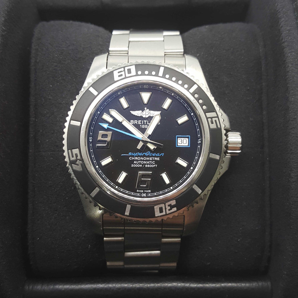 Breitling Superocean 44 Abyss Mens Watch