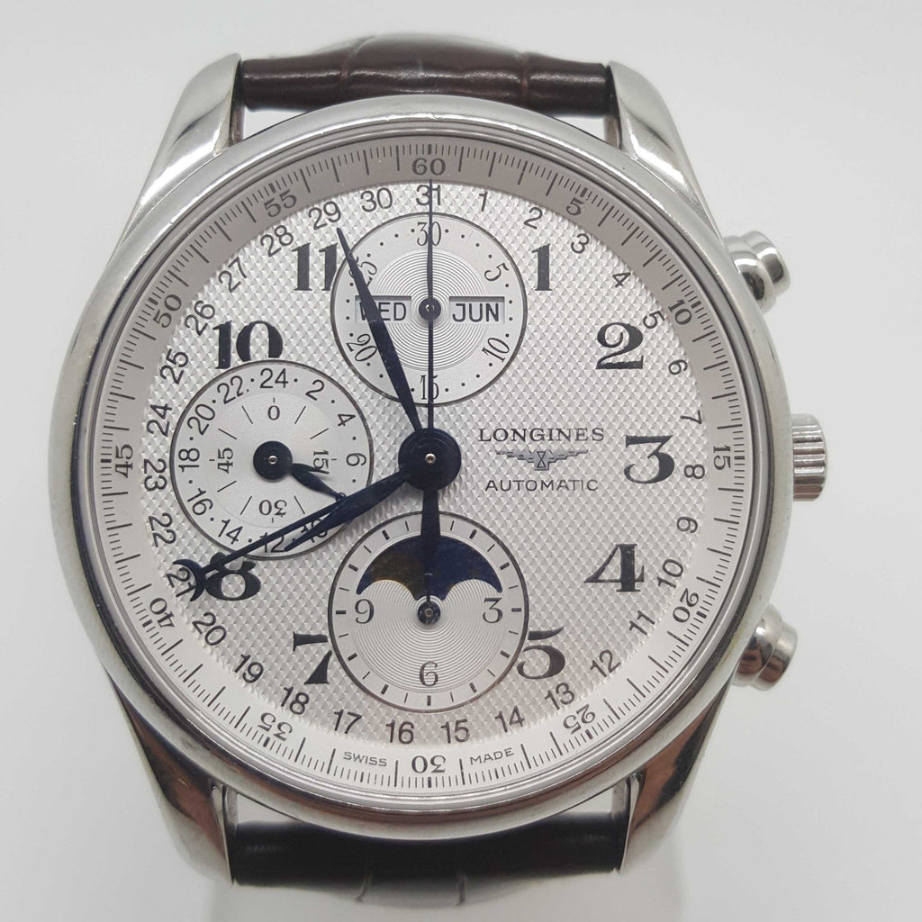 Longines Master Collection Watch L2.673.4