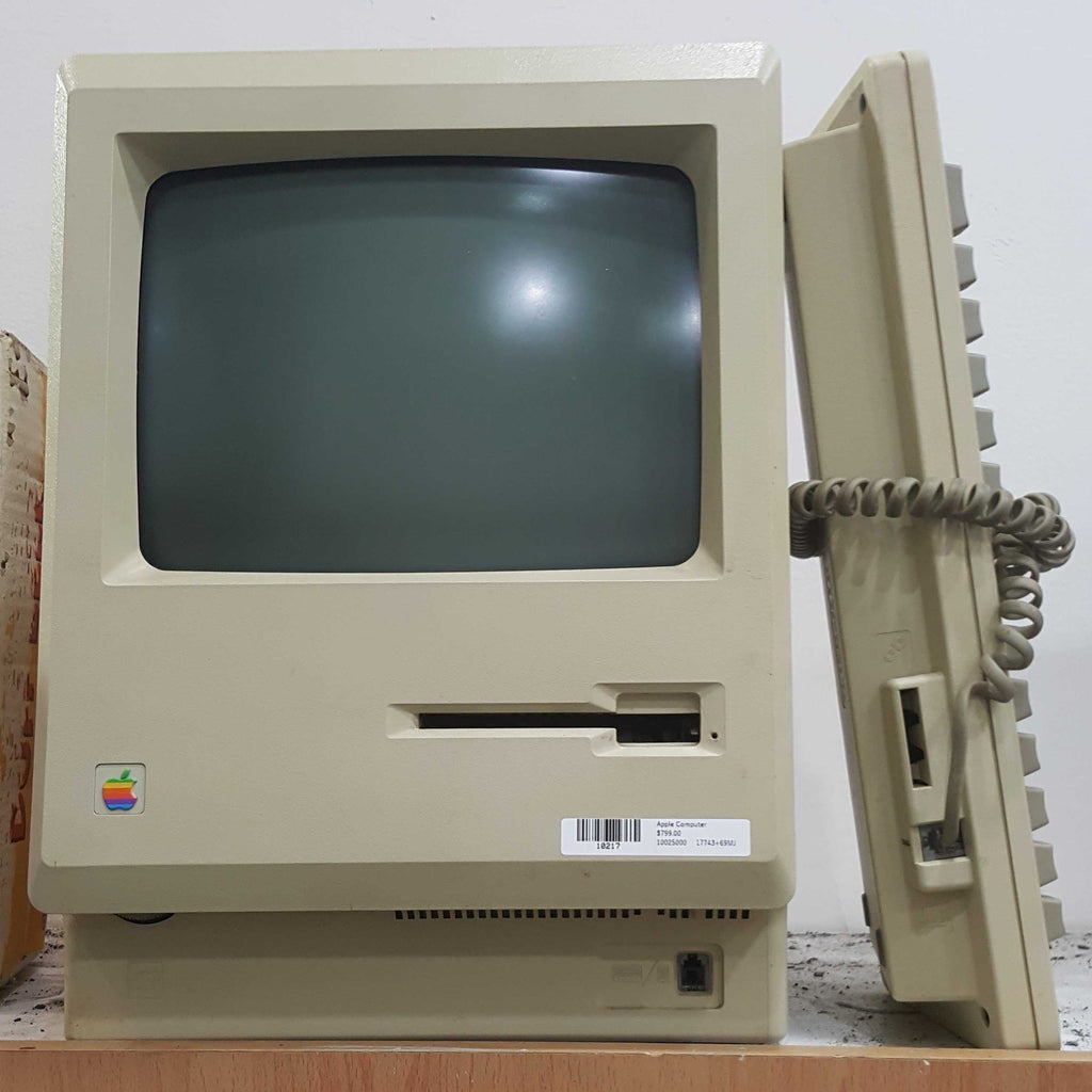 Original 1984 Apple Macintosh 128K Computer