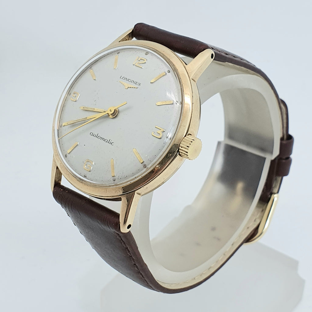 9ct Longines Automatic 1959