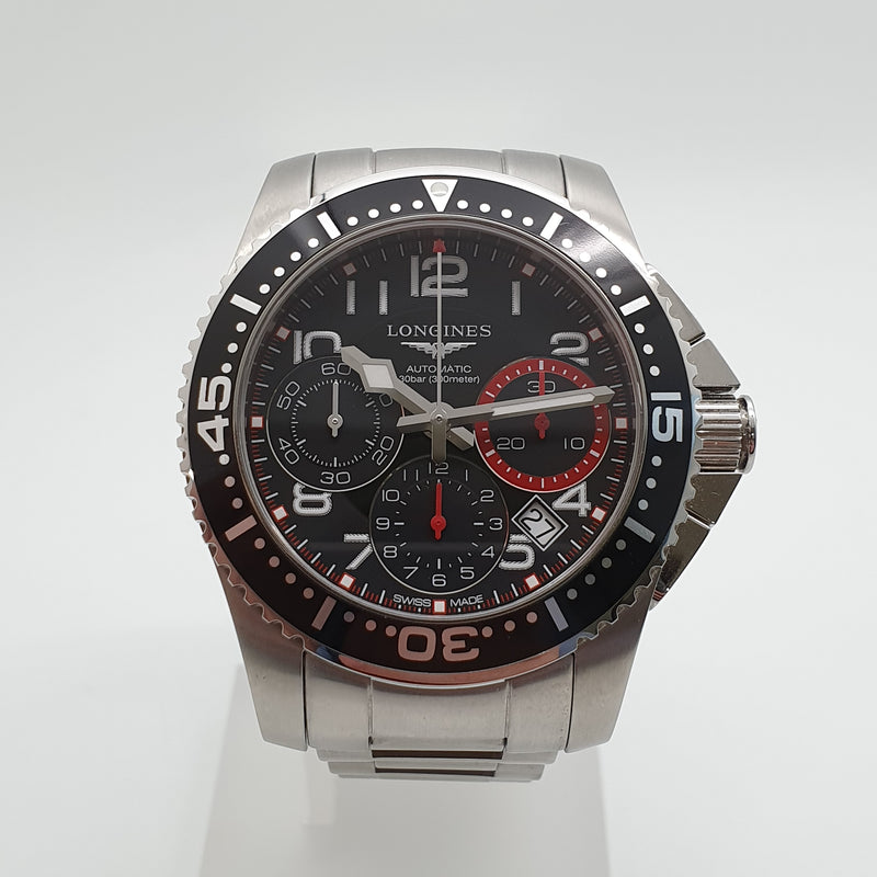 Longines HydroConquest Chronograph Watch