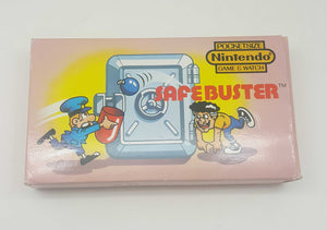 Nintendo Game and Watch Safebuster B-63 Boxed