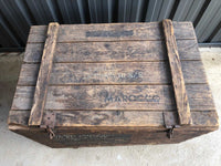 Late 19th Century Russian Immigrant Trunk