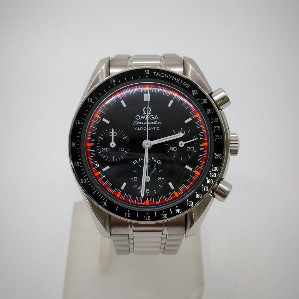 Omega Speedmaster Racing Michael Schumacher World Champion 2000