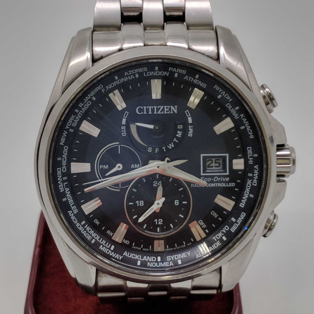 Citizen Eco-Drive Radio Controlled Watch H820-S092035