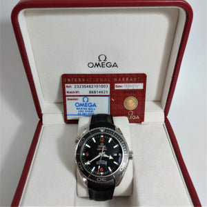 PLANET OCEAN 600M OMEGA CO‑AXIAL 45.5 MM