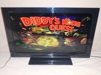 Super Nintendo Entertainment System (SNES) Game Cartridge - Donkey Kong Country 2 'Diddy Kong's Quest' (PAL)